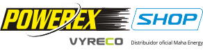 Logotipo tienda Powerex